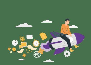 Hızlı adaptasyon ve tekrar kullanılabilirlik sayesinde değişen iş süreçlerine hızlı uyum gösterin
