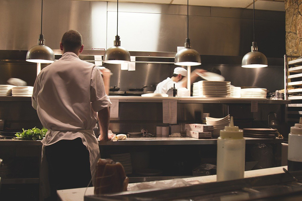 business process automation in a restaurant